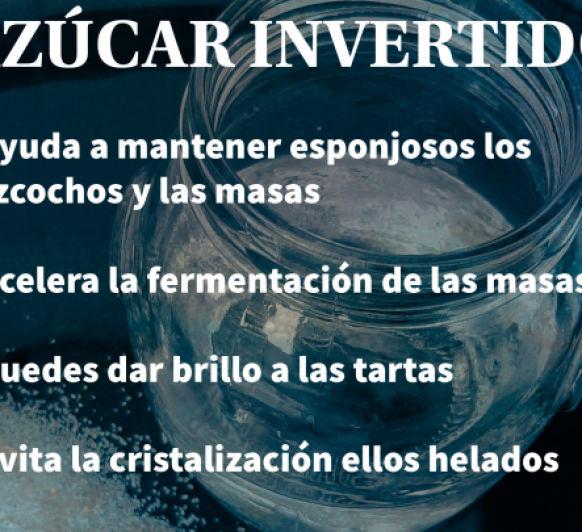 TRUCO AZÚCAR INVERTIDO