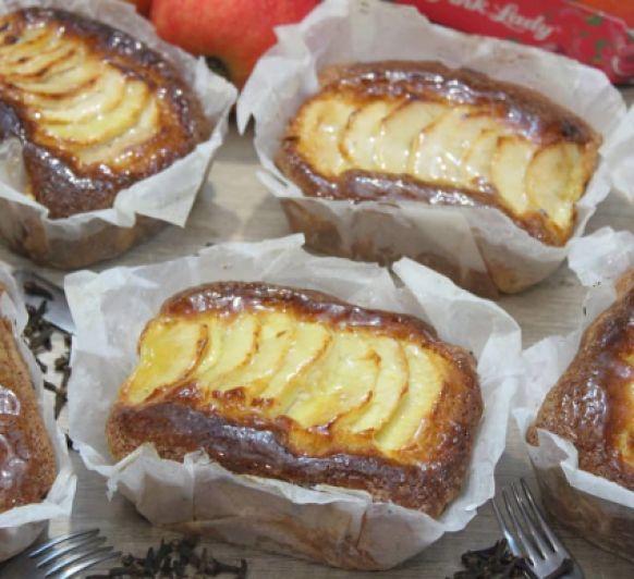 Bizcochitos de manzana