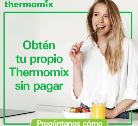 Thermomix® TM 6 sin pagar
