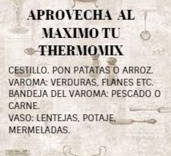 LIMPIEZA DEL Thermomix®