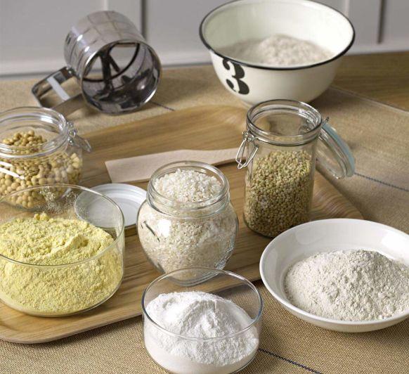 Como hacer tu propia harina