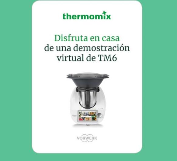Demo online con Thermomix®