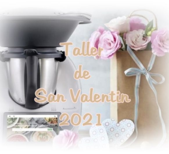 TALLER SAN VALENTIN 2021