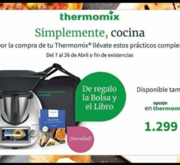 Se acerca el Día de la Madre....regalale Thermomix®