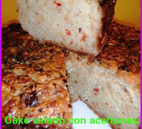 CAKE SALADO