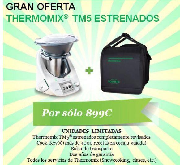 Promoción especial Thermomix®