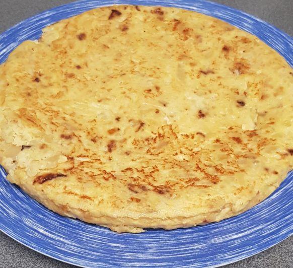 Tortilla de patatas un clasico renovado!!!!!